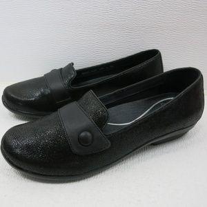 Dansko Flats Leather Olena Fashion 43 12.5 - 13